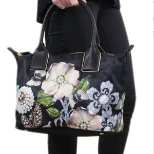 Ted Baker Iyesha Small Gem Gardens Tote